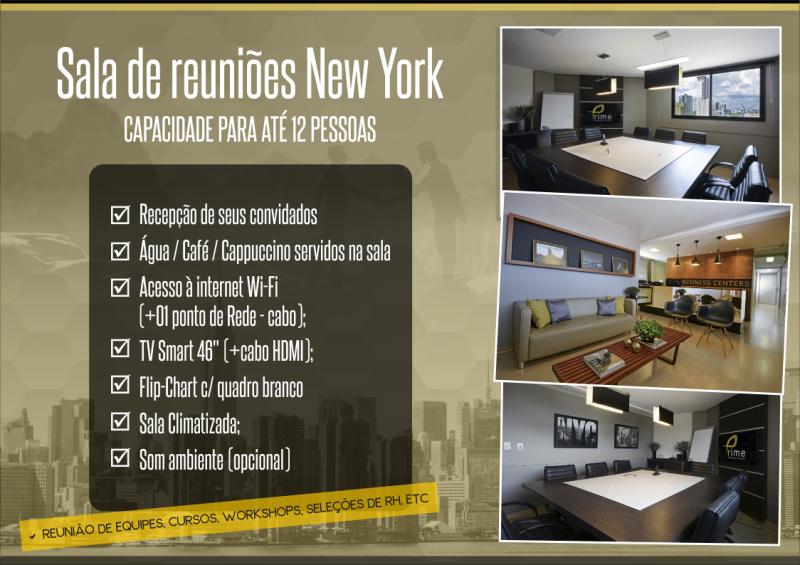Loca o de sala em goi nia prime business centers for Sala new york